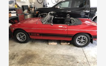 1978 MG MGB for sale 101489896