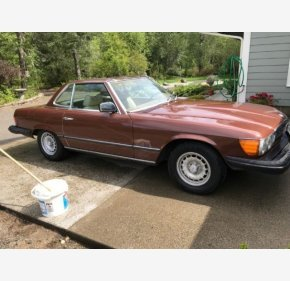 1978 Mercedes-Benz 450SL for sale 101048521