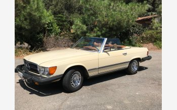 1978 Mercedes-Benz 450SL for sale 101237137