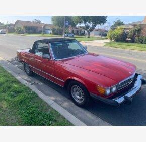 1978 Mercedes-Benz 450SL for sale 101304544