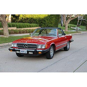 1978 Mercedes-Benz 450SL for sale 101350069