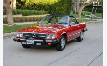1978 Mercedes-Benz 450SL for sale 101350069