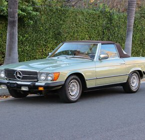 1978 Mercedes-Benz 450SL for sale 101426757