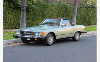 1978 Mercedes-Benz 450SL for sale 101426757
