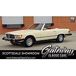 1978 Mercedes-Benz 450SL for sale 101608020
