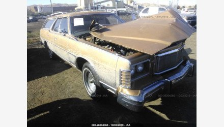 1978 Mercury Marquis for sale 101218181