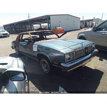 1978 Oldsmobile Cutlass for sale 101600894