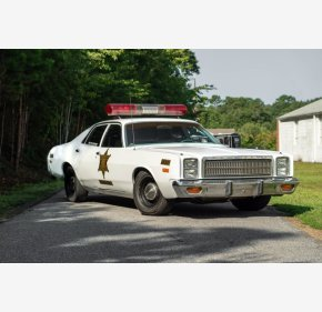 1978 Plymouth Fury for sale 101370022