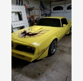 1978 Pontiac Firebird for sale 100985756
