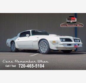 1978 Pontiac Firebird for sale 101021844