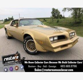 1978 Pontiac Firebird for sale 101026008