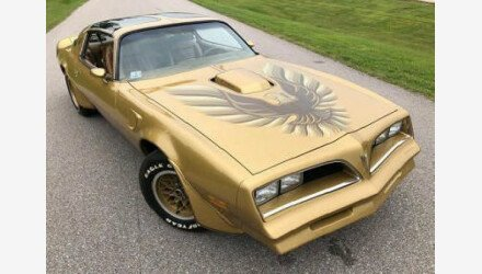 1978 Pontiac Firebird for sale 101030053