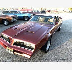 1978 Pontiac Firebird for sale 101097446
