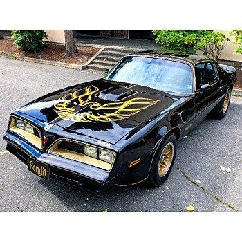 1978 Pontiac Firebird for sale 101183059
