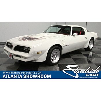 1978 Pontiac Firebird for sale 101191202