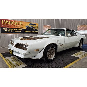 1978 Pontiac Firebird for sale 101221827
