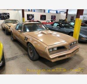 1978 Pontiac Firebird for sale 101310483