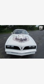 1978 Pontiac Firebird for sale 101356722