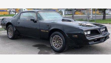 1978 Pontiac Firebird for sale 101412907