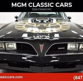 1978 Pontiac Firebird for sale 101433818