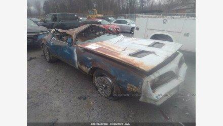 1978 Pontiac Firebird for sale 101445850