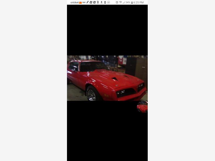 1978 Pontiac Firebird Formula for sale 101365069