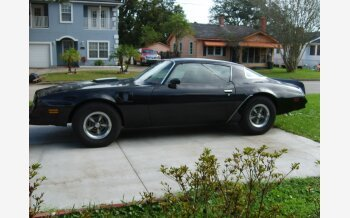 1978 Pontiac Firebird Trans Am for sale 101406552
