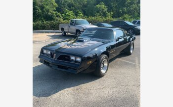 1978 Pontiac Trans Am for sale 101207716
