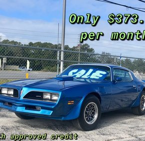 1978 Pontiac Trans Am for sale 101363078