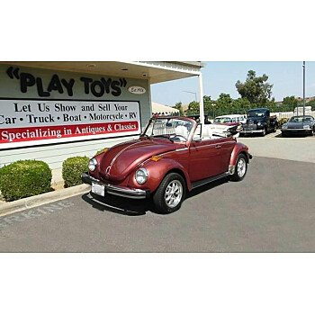 1978 Volkswagen Beetle for sale 101086705
