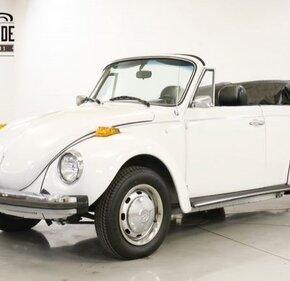1978 Volkswagen Beetle for sale 101222767