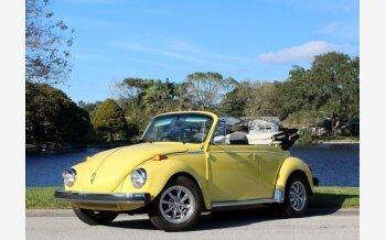 1978 Volkswagen Beetle for sale 101263102