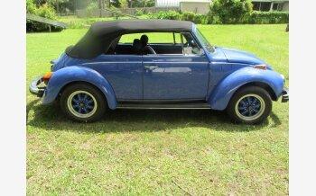 1978 Volkswagen Beetle Convertible for sale 101304224