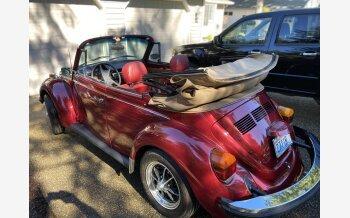 1978 Volkswagen Beetle Convertible for sale 101375378
