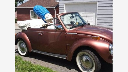 1978 Volkswagen Beetle for sale 101389110