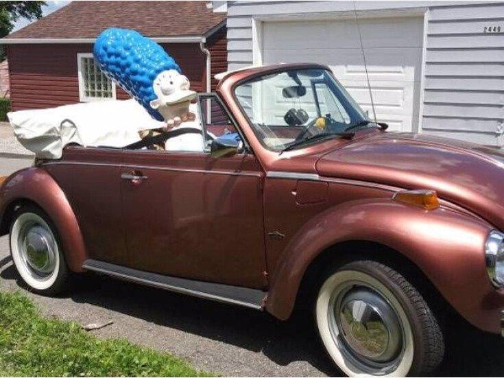 1978 Volkswagen Beetle for sale 101389110