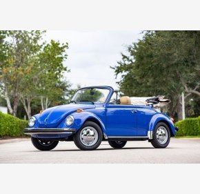 1978 Volkswagen Beetle Convertible for sale 101409450
