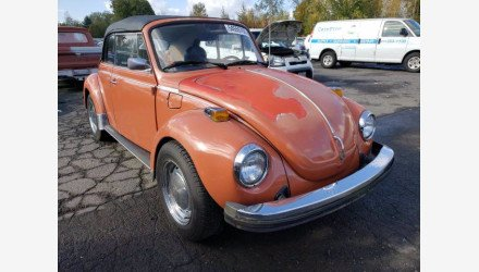 1978 Volkswagen Beetle for sale 101410433