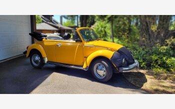 1978 Volkswagen Beetle Convertible for sale 101530483