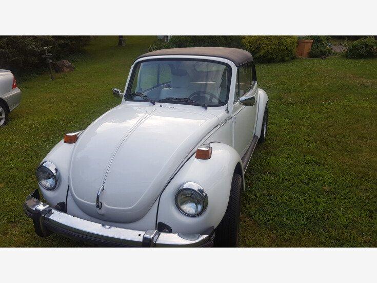 1978 Volkswagen Beetle Super Convertible for sale 101592606