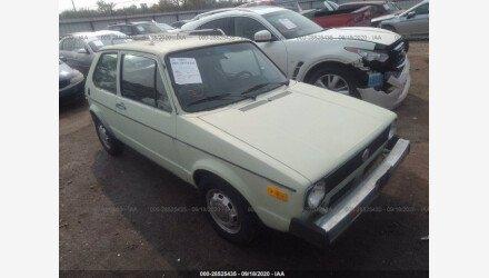 1978 Volkswagen Rabbit for sale 101408368