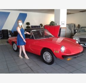 1979 Alfa Romeo Spider for sale 101395792