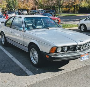 1979 BMW 633CSi Coupe for sale 101404908