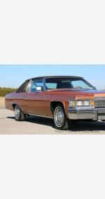 1979 Cadillac De Ville for sale 101121899