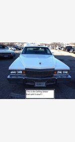 1979 Cadillac De Ville for sale 101185682