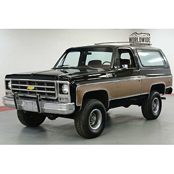 1979 Chevrolet Blazer for sale 101069418