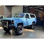 1979 Chevrolet Blazer 4WD 2-Door for sale 101625378