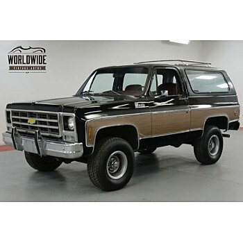 1979 Chevrolet Blazer for sale 101069418