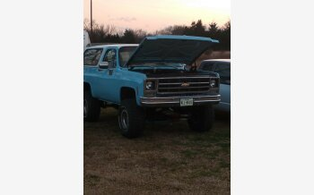 1979 Chevrolet Blazer 4WD for sale 101170552