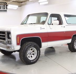 1979 Chevrolet Blazer for sale 101435818